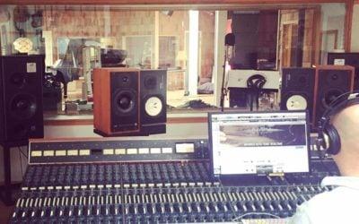 I studio med 2 skønne hold i foråret