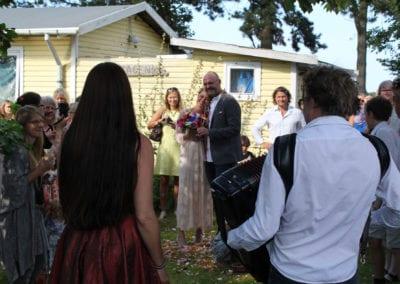 Musik til bryllupsfesten